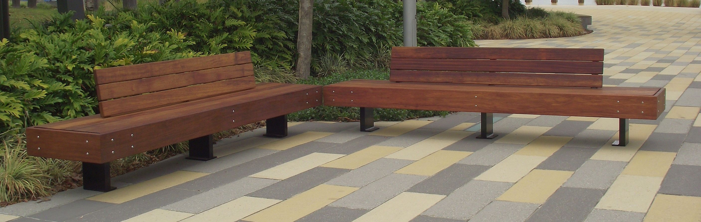 construction methods a required to diy bench pin floating corner build how seat outdoor